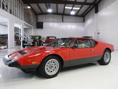 1983 De Tomaso Pantera Owned by Carroll Shelby | One owner | 4,571 miles Rare 1983 DeTomaso Pantera Owned by Carroll Shelby | Gifted by DeTomaso