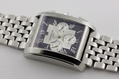"Raymond Weil ""don Giovanni"" Automatic Chronograph (Model Ref: 4878)."