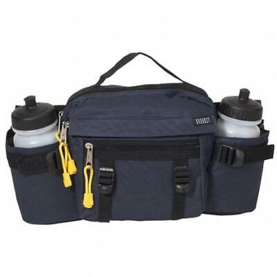 Everest BH16-NY 10 in. Insulated Dual Squeeze Bottle Waist Pack