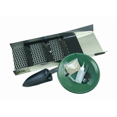 Mad Mining Gold Rush Miners Special Sluice Box PayDirt-Gold Pan- Mining Kit 2...