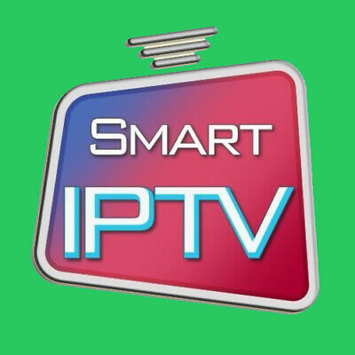 12 Months Iptv Subscription Premium Hd Channels Smart Tv Mag Android