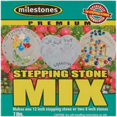 Midwest Products 228546 Stepping Stone Mix 8 Pound Box