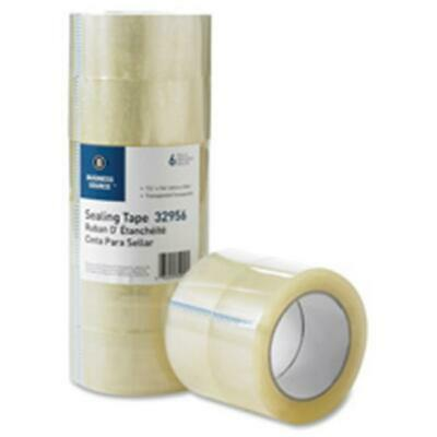 Business Source BSN32956 Packaging TapeAdhesive3 in. Core1.88 in. x 164 ft. 6...