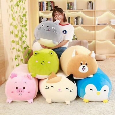 Squishy Chubby Cute Cat Plush Toy Soft Animal Cartoon Pillow Cushion Lovely Gift