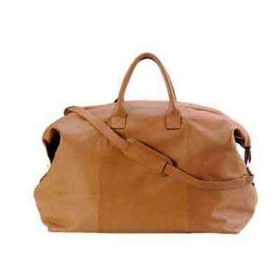 Royce Leather 695-TAN-3 Euro Traveler - Tan