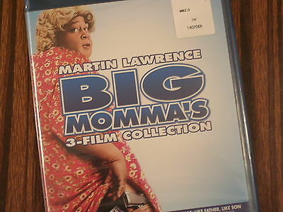 Big Momma's 3-film collection ( 3-disc set;Blu-ray!! )