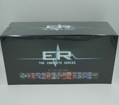 ER Complete Seasons 1-15 DVD Collection TV Series Complete Box Set 331 Episodes
