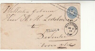 Prussia / Stationery / Holland
