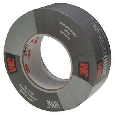 3M 405-051131-06976 3900 Duct Tape Silver 48mm x 54.8m 7.7mil