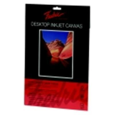 Fredrix Polyflax-Cotton Acid-Free Desktop Inkjet Canvas - 11 x 17 in. - Clear...