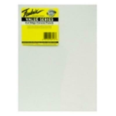 Fredrix 9 x 12 in. Acid-Free Cut Edge Double-Primed Canvas Panel White Pack - 25