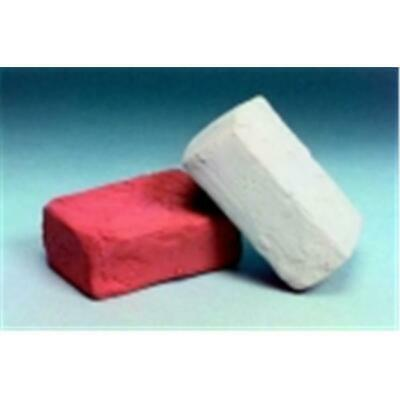 School Smart Air-Dry Non-Toxic Modeling Clay - 25 Lbs. - Red