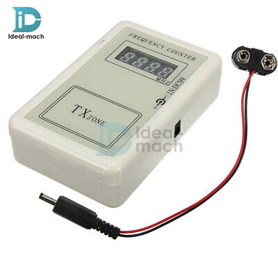 Frequency Detector Tester Checker RF Remote Control  For Auto Car Meter Counter