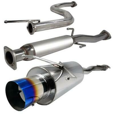 Spec-D Tuning MFCAT2-CV923T-SD 2.5 in. Inlet N1 Style Catback Exhaust System ...