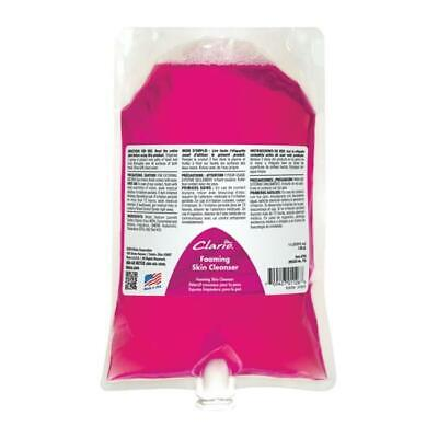 Betco 7502900 Fresh Scent Pink Refill Foam Hand Wash 1 ltr - pack of 6