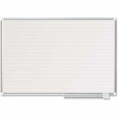Bi-silque Magnetic Gold Ultra Dry Erase Board