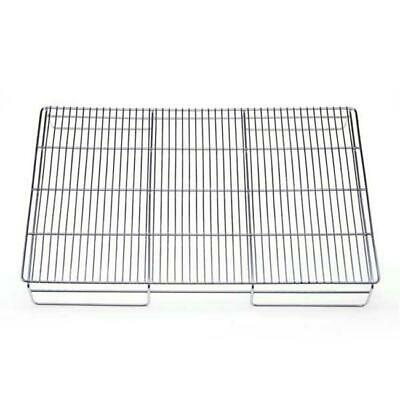 Proselect ZW1224 42 SS Modular Kennel Cage Rep Floor Grate Lrg S