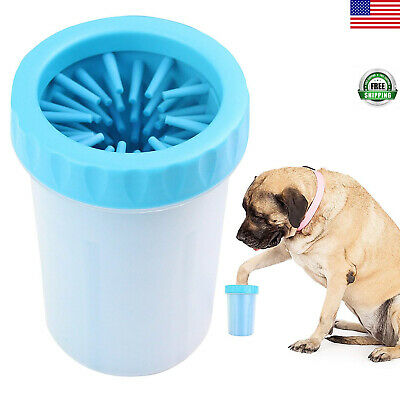 Paw Legend Portable Dog Washer Grooming Comfortable Silicone Pet Feet Cleaner