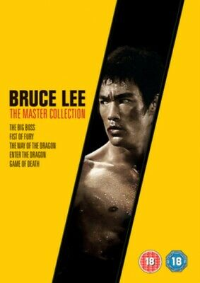 Bruce Lee The Master Collection, 5030697037404