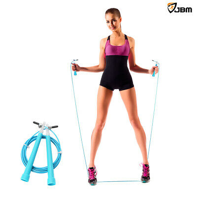 Jump Rope Speed Skipping Crossfit Workout Gym Aerobic Exercise Boxing Equipment