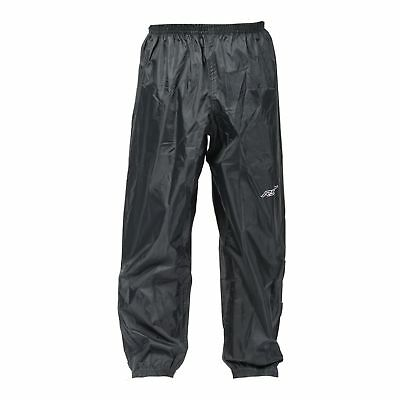RST 1812 Waterproof Rain Motorcycle/Scooter Over Trousers/Pants ALL SIZES