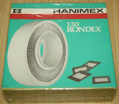 Hanimex 120 Rondex Slide Carousel - New & Sealed