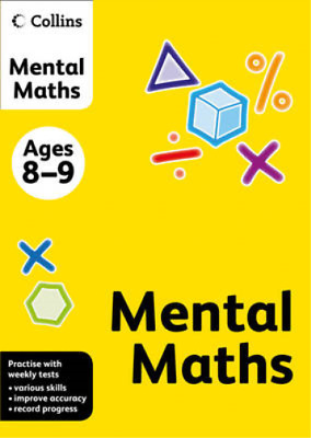 Collins Mental Maths: Ages 8-9 (Collins Practice), , Used; Good Book