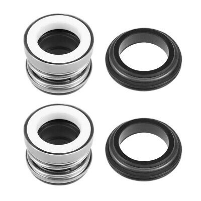 Mechanical Shaft Seal Replacement for Pool Spa Pump 2pcs 104-16