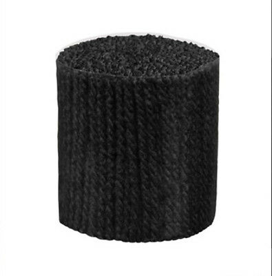 Latch Hook Yarn - Trimmits - Black  approx 400 strands 3ply Use on 5hpi canvas