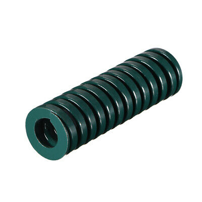 20 x 65mm Long Spiral Stamping Heavy Load Compression Mould Die Spring Green