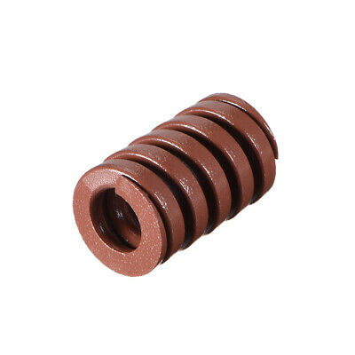 16x25mm Spiral Stamping Extra Heavy load Compression Mould Die Spring Brown