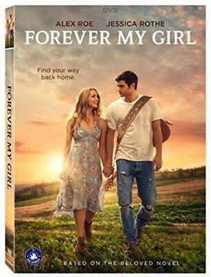 FOREVER MY GIRL DVD. ( Region 1 ). Free delivery