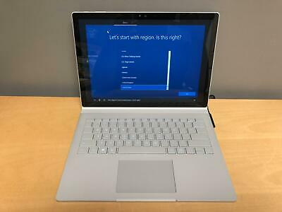 """Microsoft Surface Book 13"""" Core i5 2.4GHz 8GB RAM & 256GB SSD - BAD BATTERY"""