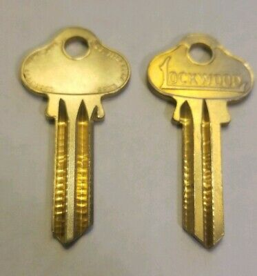 40 Vtg 1004XA  ILCO Key Blanks for Lockwood
