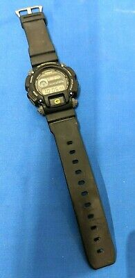 CASIO DW9052 Mens Classic G-SHOCK Black Resin Digital Chronograph Sport Watch