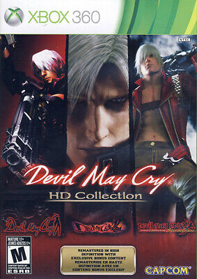 Devil May Cry Hd Collection (Xbox360)