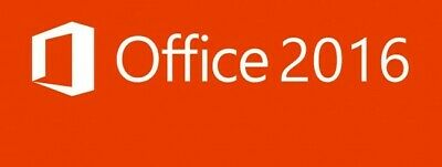 MICROSOFT OFFICE 2016 per windows linux e apple con LICENZA A VITA per sempre