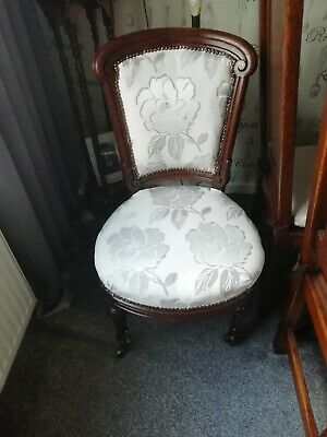 Late Victorian Hall Bedroom Dining Chair