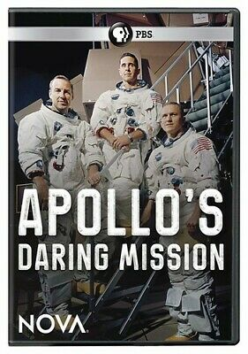 NOVA: Apollo's Daring Mission [New DVD]