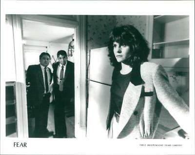 A scene from the film Fear. - Vintage photo