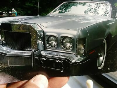 1976 Ford Thunderbird Thin trim 1976 Ford thunderbird