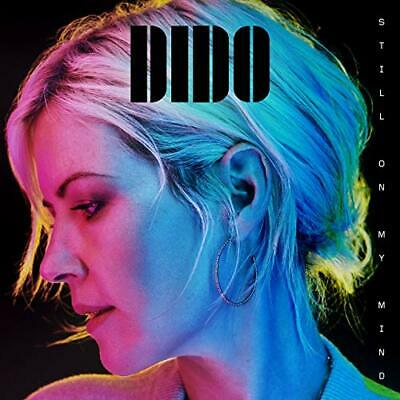 Dido Still on My Mind CD Album Latest Release 2019 listened to once 12 tracks