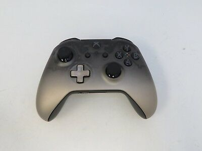 Microsoft Wireless Controller: Phantom Black - Special Edition for Xbox One