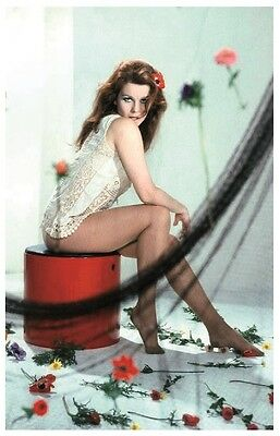 Sexy ANN-MARGRET actress Modern PIN UP PHOTO postcard - RWP 2003 (17)