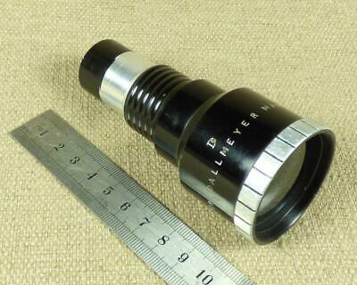 DALLMEYER MAX-LITE - Vintage PROJECTION LENS: 3 inch - SOME DEFECTS