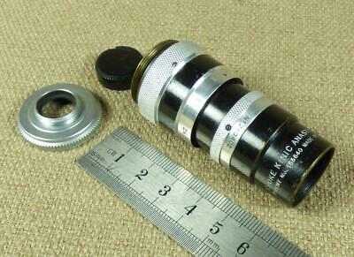 COOKE KINIC ANASTIGMAT Vintage C MOUNT LENS - f3.5/ 2inch - (Requires Cleaning)