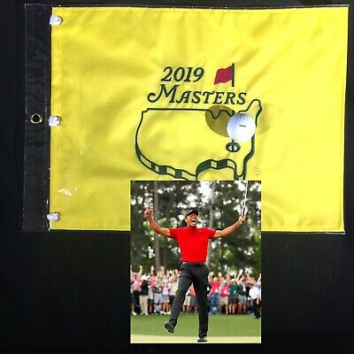 Tiger Woods Un Signed 2019 The Players Practice Round Used Golf Ball 3-13-19