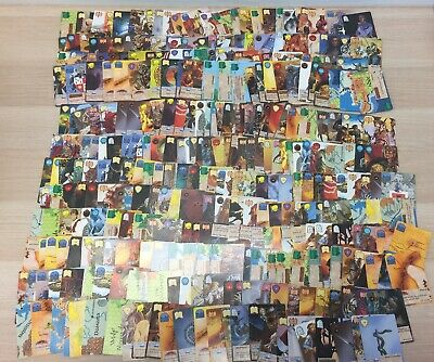 Huge Lot Of 336 Unsearched Spellfire Master The Magic Trading Cards V7