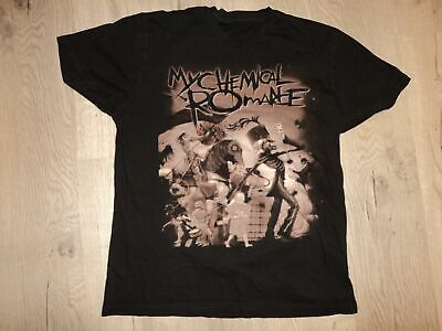 The Black Parade 3 S-2Xl 893 My Chemical Romance Tee T Shirt