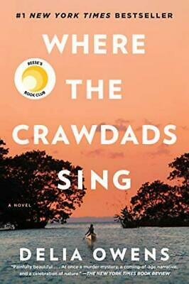 Where the Crawdads Sing Hardcover – August 14, 2018